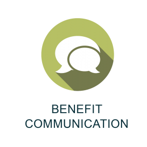 Benefit communication